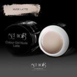 Colour Gel Nude Latte 5g