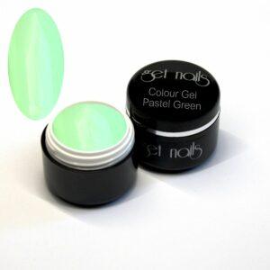 Colour Gel Pastel Green 5g