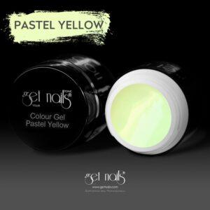Colour Gel Pastel Yellow 5g