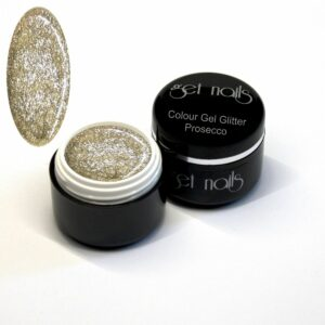 Colour Gel Glitter Prosecco 5g