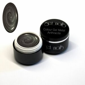 Colour Gel Metal Anthracite 5g