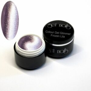 Colour Gel Glimmer Frozen Lila 5g