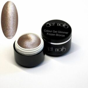 Colour Gel Glimmer Frozen Bronze 5g
