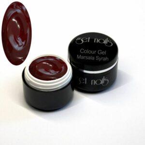 Colour Gel Marsala Syrah 5g