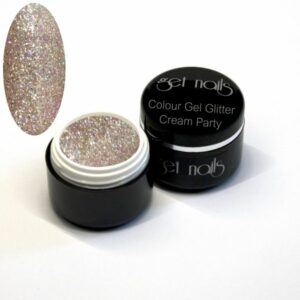 Colour Gel Glitter Cream Party 5g