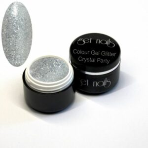 Colour Gel Glitter Crystal Party 5g