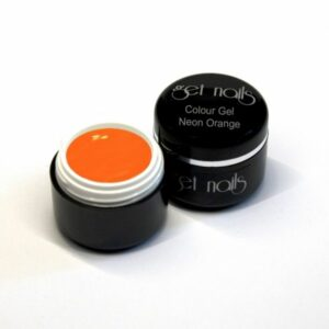 Colour Gel Neon Orange 5g