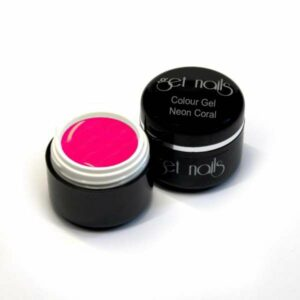 Colour Gel Neon Coral 5g