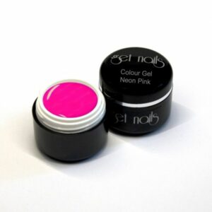 Colour Gel Neon Pink 5g
