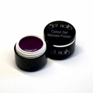 Colour Gel Marsala Poison 5g