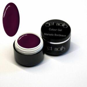 Colour Gel Marsala Bordeaux 5g
