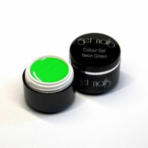 Colour Gel Neon Green 5g