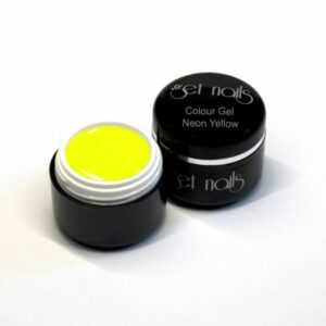 Colour Gel Neon Yellow 5g