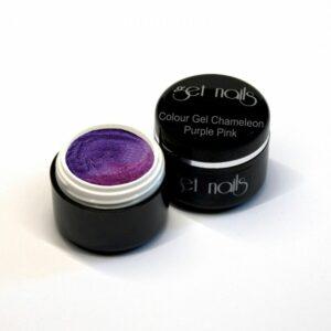 Colour Gel Chameleon Purple Pink 5g