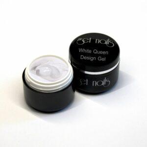 White Queen Design Gel 5g
