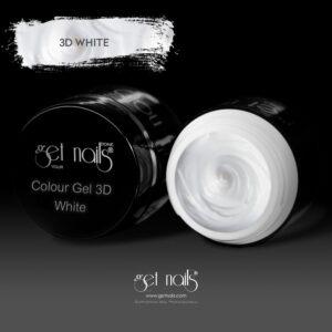 Colour Gel 3D White 5g