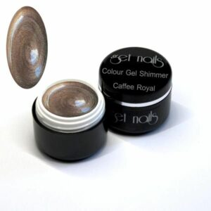 Colour Gel Shimmer Caffee Royal 5g