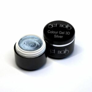 Colour Gel 3D Silver 5g