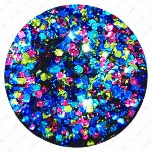 Paillete Sparkle Mix 3