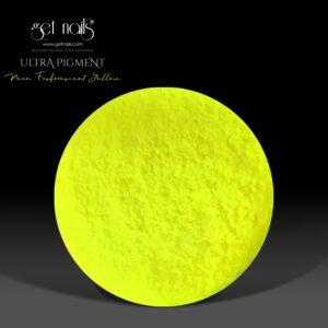Ultra Pigment Neon Fosforescent Yellow 5g