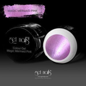 Colour Gel Magic Mermaid Pink 5g