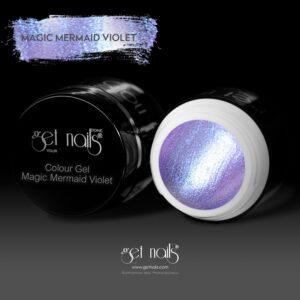 Colour Gel Magic Mermaid Violet 5g