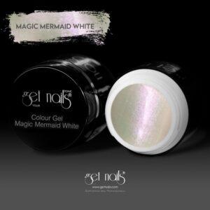 Colour Gel Magic Mermaid White 5g