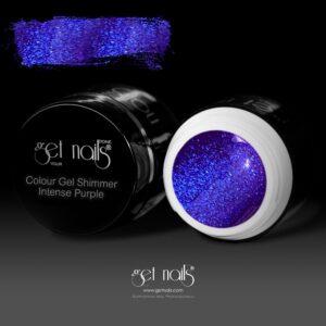 Colour Gel Shimmer Intense Purple 5g