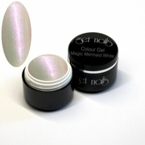 Colour Gel Magic Mermaid White 5g