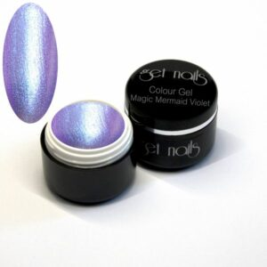 Colour Gel Magic Mermaid Violet 5g