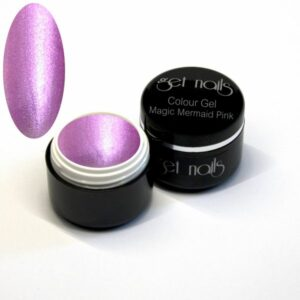 Colour Gel Magic Mermaid Pink 5g