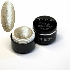 Colour Gel Brilliant Glow Soft Gold 5g