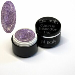 Colour Gel Brilliant Glow Lilac 5g