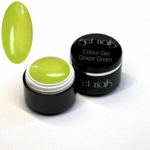 Colour Gel Grape Green 5g