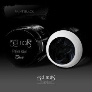 Paint Gel Black 5g