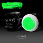 Paint Gel Neon Green 5g