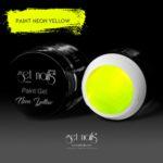 Paint Gel Neon Yellow 5g