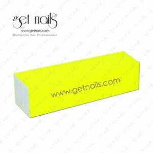 Pro Buffer Neon Yellow 100/100