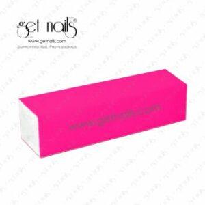 Pro Buffer Neon Pink 100/100