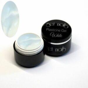 Plasticine White Gel 5g