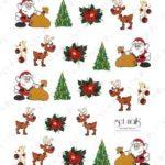 Sticker Winter 11