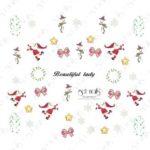 Sticker Winter 13