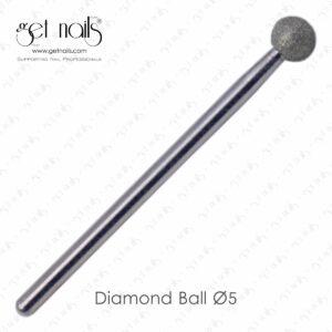 Fräseraufsatz Diamond Ball Ø5