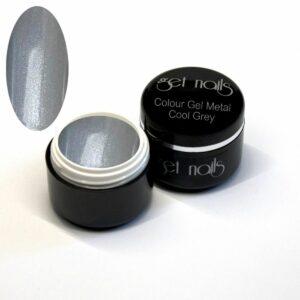 Colour Gel Metal Cool Grey 5g