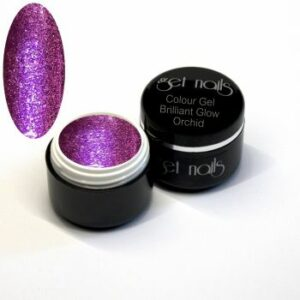 Colour Gel Brilliant Glow Orchid 5g