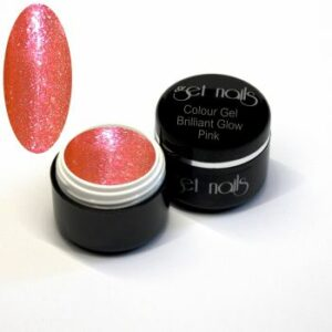 Colour Gel Brilliant Glow Pink 5g
