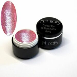 Colour Gel Brilliant Glow Rose 5g