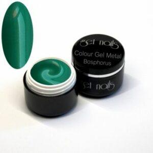 Colour Gel Metal Bosphorus 5g