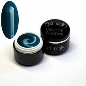Colour Gel Blue Coral 5g