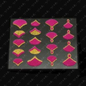 Sticker Velvet 3